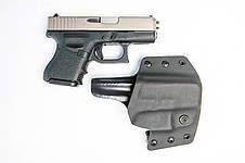 КОБУРА HIT FACTOR для Glock 26/27, фото 3