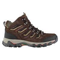 Ботинки мужские Karrimor Mount Mid Brown, размер 45 (300 мм)