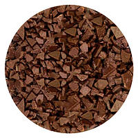 """Глазурь кондитерская """"Осколки глянцевые"""" (черный шоколад) 1 кг."""