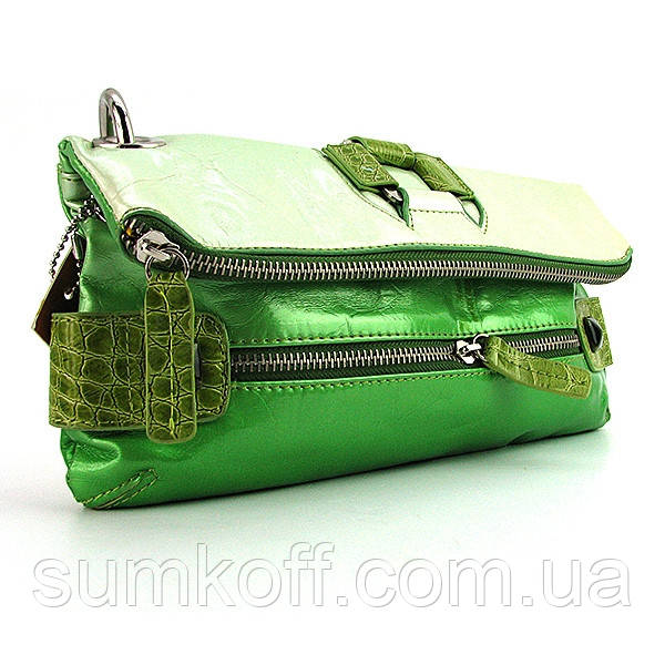 a486339c3bae Зеленая сумка Batty через плечо клатч на молнии: продажа, цена в ...