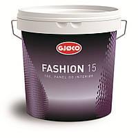 Эмаль на водной основе Gjoco Fashion 15 (С) для дерева, 2,7 л