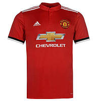 Футбольная форма Манчестер Юнайтед (Manchester United) 2017-2018 домашняя