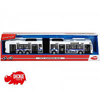 DICKIE Aвтобус City Express 46 cm Белый 3748001
