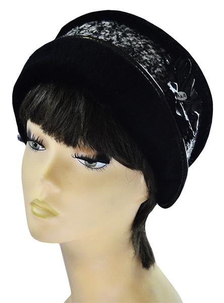 Женская шапка Дора