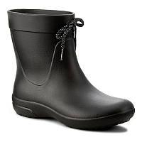Резиновые сапоги CROCS - Freesail Shorty Rainboot 203851 Black
