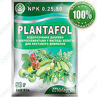 Минеральное удобрение Plantafol 0.25.50 25g