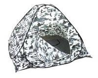 Палатка зимняя KAIDA (Winner) Белый камуфляж 2х2м