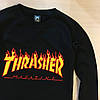 Thrasher свитшот • Живые фото • Ориг. бирки Трешер Топ Шоп