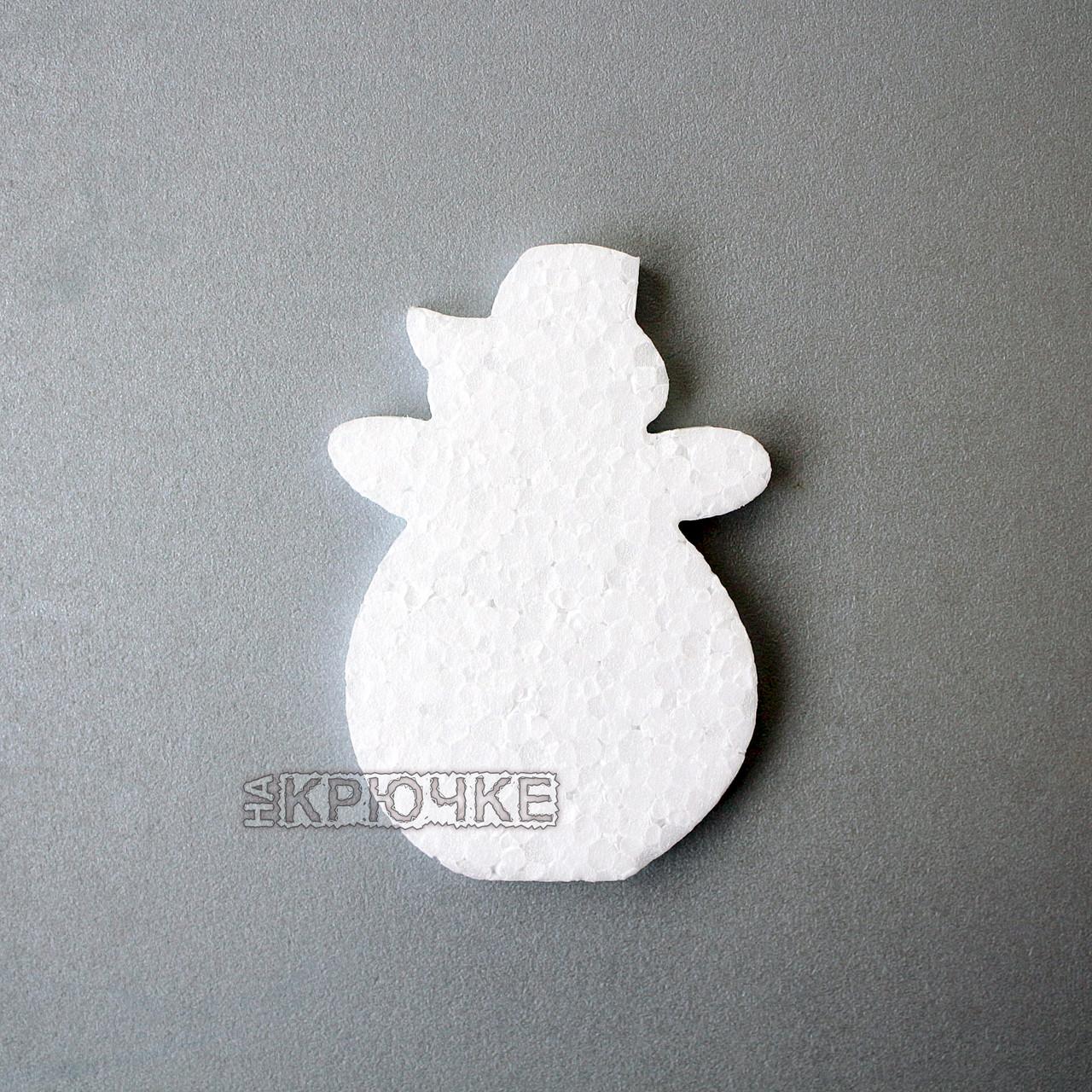 Фигуры из пенопласта Снеговик, 250 мм