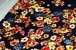Шарф-снуд «Весенние цветы», фото 5