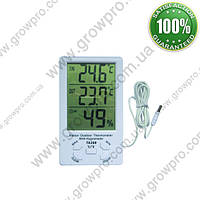 ТА298 термометр, гигрометр, часы
