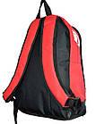 Рюкзак спортивный NK c вставками из искусственной кожи, фото 3