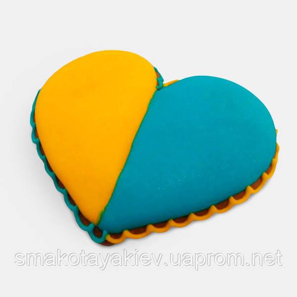 Сердечко украинское маленькое