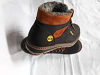 Кожаные мужские ботинки Timberland