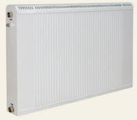 Радиатор отопления с медным теплообменником тип 50/40 боковое подключение