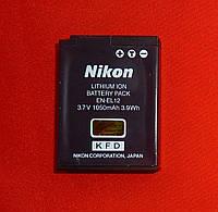 Аккумулятор Батарея Nikon EN-EL12 / 1050mAh Original Б/У!!!