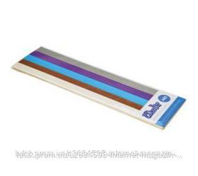 3Doodler AB-MIX2 (white / brown / blue / purple / silver)