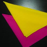 Косынки цветные габардин