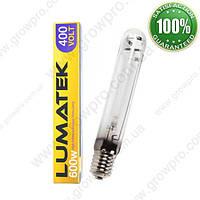 Фитолампа LUMATEK 600W HPS Dual Spectrum Grow Lamp 400V