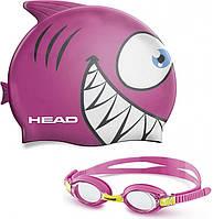 Детские очки и шапочка METEOR CHARACTER SET набор