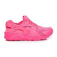 10-12 Розовые женские кроссовки 37-H61225F