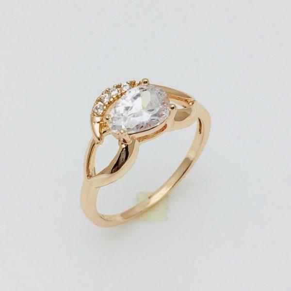 Женское кольцо Альта, размер 17 ювелирная бижутерия