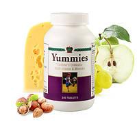 Детские вкусные витамины (Yummies) - повышает физическую и умственную активность детей