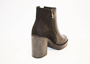 Ботинки женские на высоком каблуке Laura Messi, фото 2