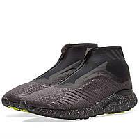 Оригинальные кроссовки Adidas Alphabounce Zip Core Black & White