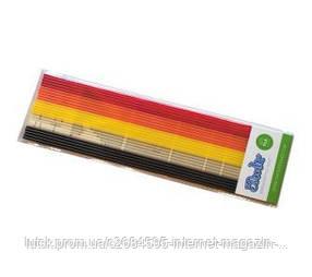 3Doodler PL-MIX12 (black / transparent / yellow / orange / cherry)