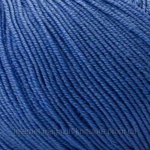 Пряжа Mondial Extrafine Superwash Голубой