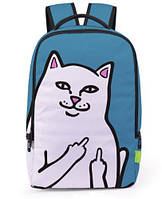 Рюкзак молодежный 3D Кот