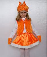 Новогодний костюм «Белочка», 3-7 лет