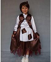 Новогодний костюм «Баба Яга» 3-7 лет