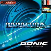 Накладка для настольного тенниса Donic Baracuda б/у