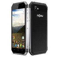 """Неубиваемый смартфон NOMU S30 silver серебро IP68 (2SIM) 5,5"""" 4/64GB 8/16Мп 3G 4G оригинал Гарантия!"""