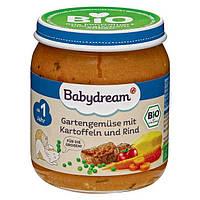 Babydream Bio Gartengemüse mit Kartoffeln & Rind