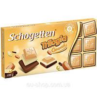 """Шоколад """"Schogetten"""" 100гр"""