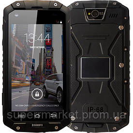 Смартфон Land Rover Discovery V9 IP68 Black
