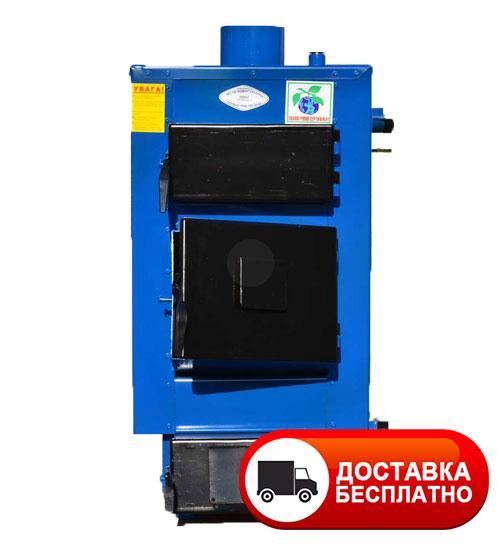 Идмар UKS 17 кВт котел твердотопливный