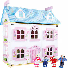 Кукольный домик Legler Flower paraduise 10325
