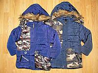 Куртки зимние на мальчика оптом, Nice Wear , 4-12 рр