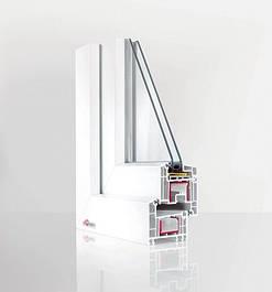 Окна из Rehau Euro-Design 70. Стандарт класс