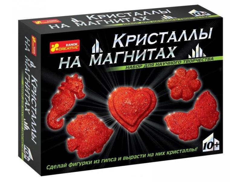 """Набір """"Кристали на магнітах"""" (червоні) 12126002Р"""