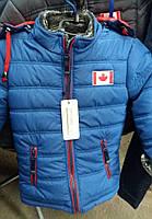 """Детская зимняя курточка для мальчика """"Канада"""""""