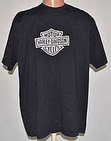 Футболка Harley Davidson (Харлей-Девидсон) XXL 100% Хлопок
