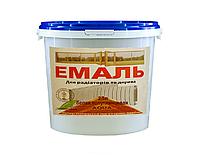 Эмаль акриловая ІРКОМ ІР-116 универсальная полуглянцевая белая 2,5л
