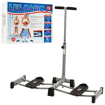 Тренажер Лег Меджик Leg Magic для мышц ног, живота, спины, фото 2