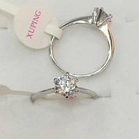 Кольцо позолота Xuping Код 17025