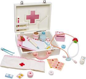 Набор для игры в доктора Legler для девочки 6113